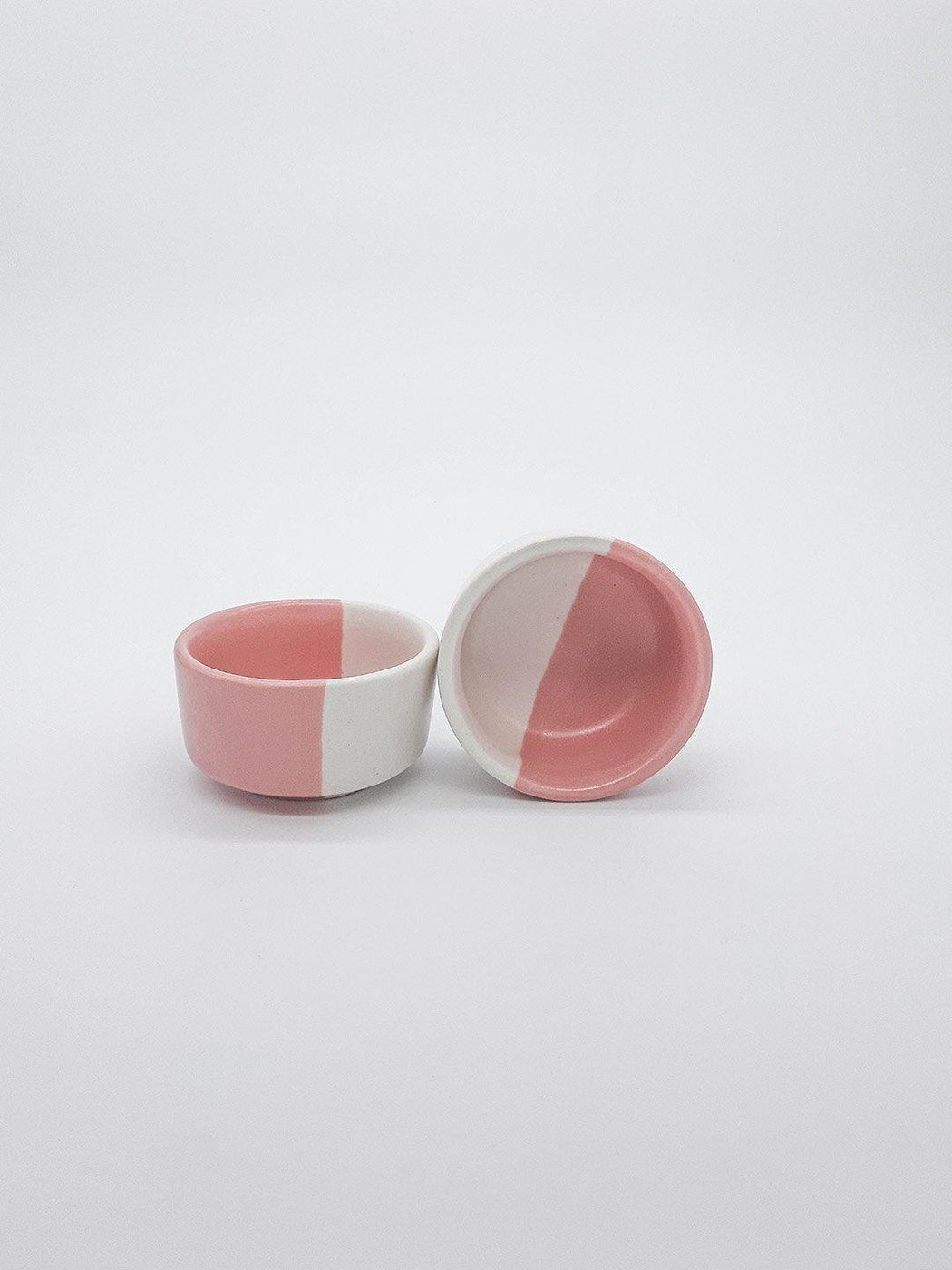 Pink Katori bowl Set 1