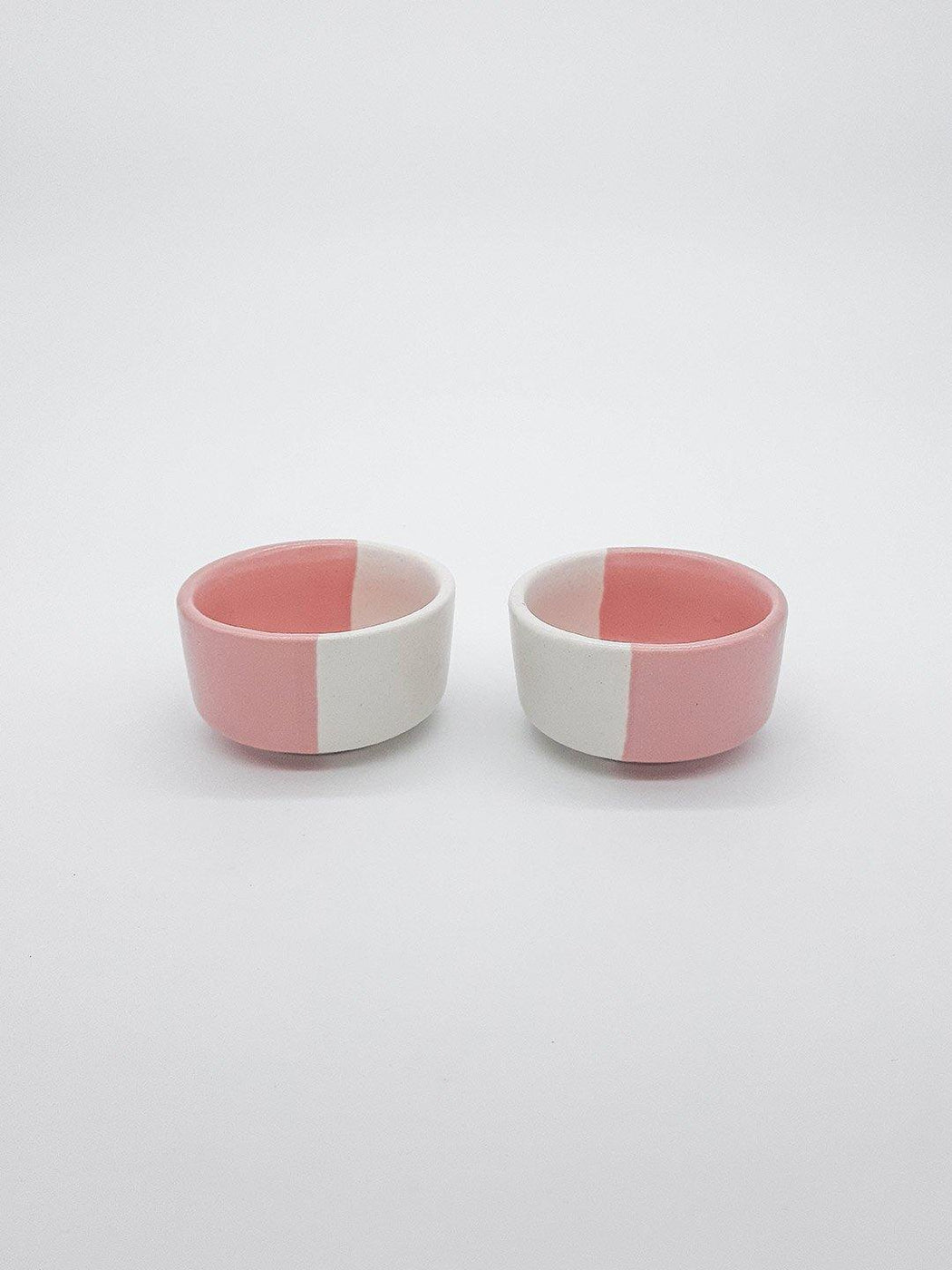 Pink Katori bowl Set