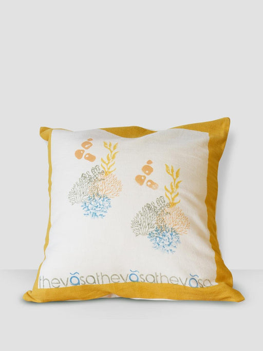 Ahoy Sailor Cushion Cover -  Aquatic Plants - Thevasa