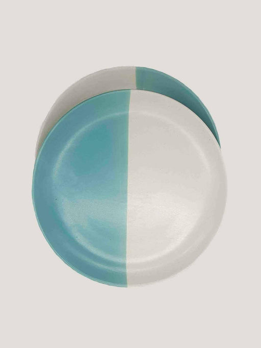 "Dinner Piato 10"" Blue - Set Of 2 - Thevasa"