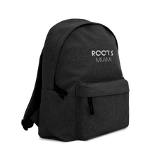 Load image into Gallery viewer, Roots Miami Embroidered Backpack