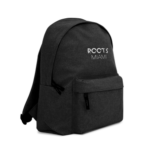 Roots Miami Embroidered Backpack
