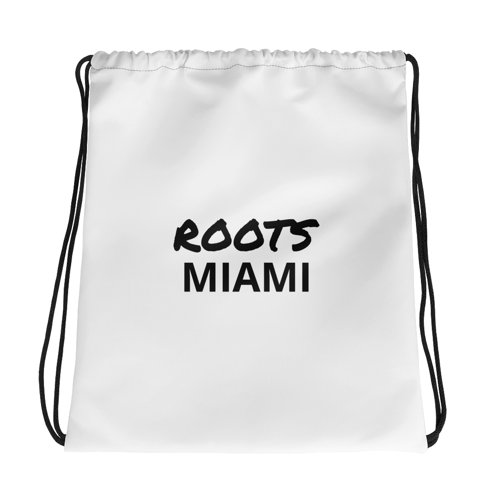 Roots Miami Drawstring bag