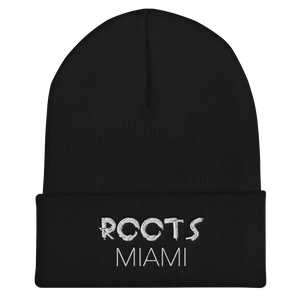 Roots Miami Cuffed Beanie