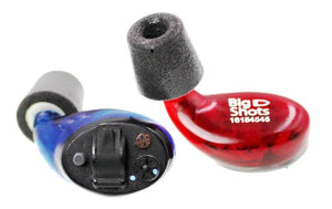 BigShots Electronic Earplugs - Earasers.Shop