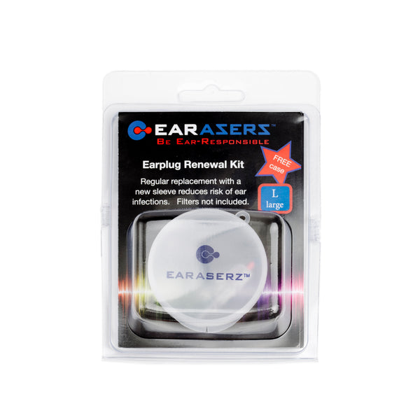 Earasers Renewal Kit