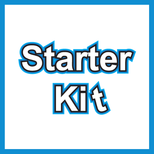 Starter Kit - For Sizing - Earasers.Shop