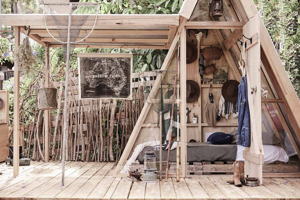 The CATGK A-Frame Cabin, A Collaboration