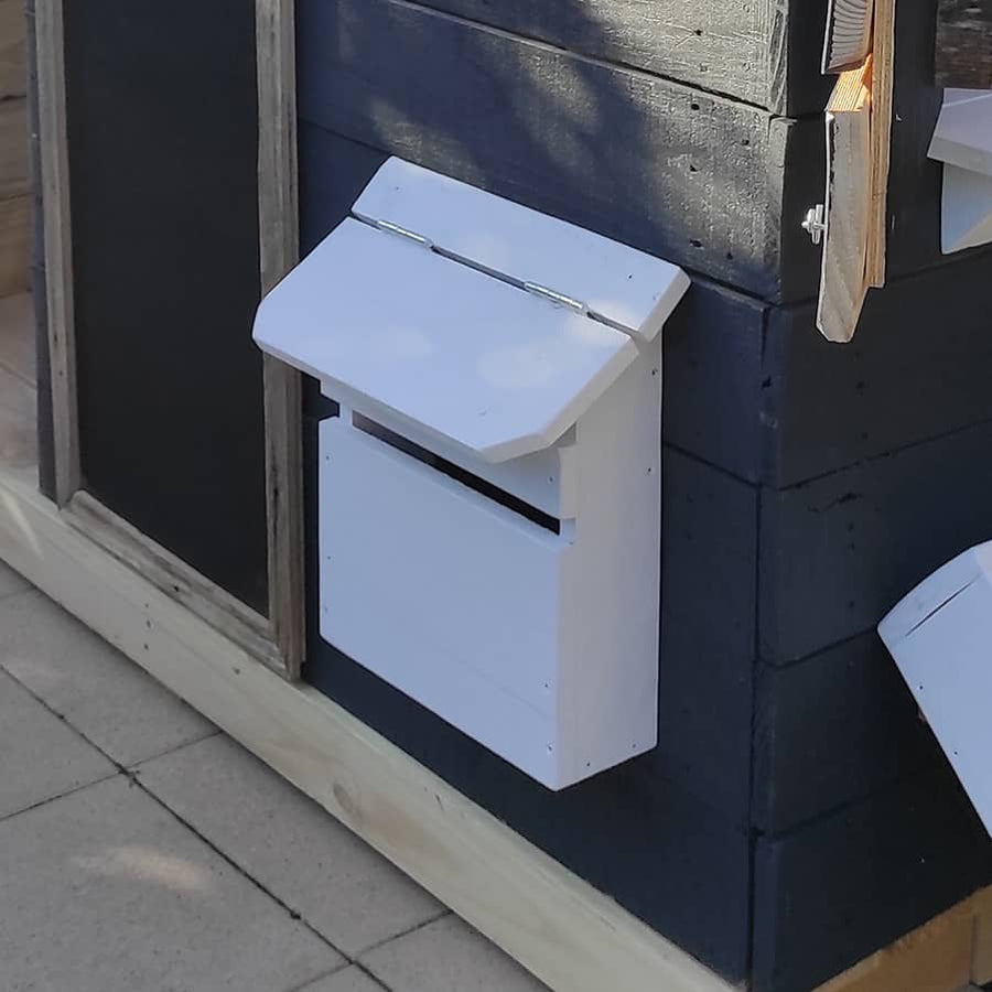 Letterbox - Painted