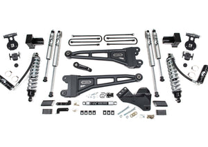 F250 2017-2019 4'' DSC Coilover Lift Kit