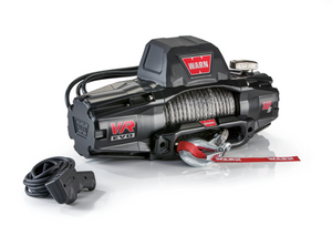 EVO 12-S | 12V Recovery Winch 27m Syn Rope w/ 2in1 Wireless Remote