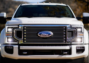 2021 Ford F250 XLT Tremor in White