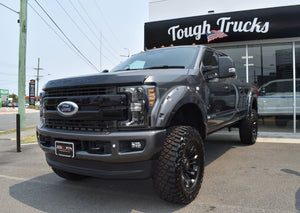 2019 Ford F250 Lifted Black Widow by SCA Performance
