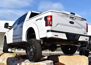 2021 F150 Eco-boost Lifted Outlaw Edition - Available for special order!