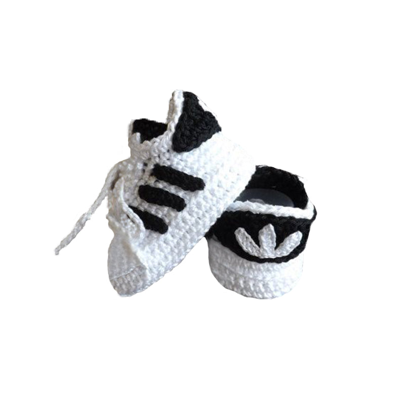 Crochet Adidas Shoes