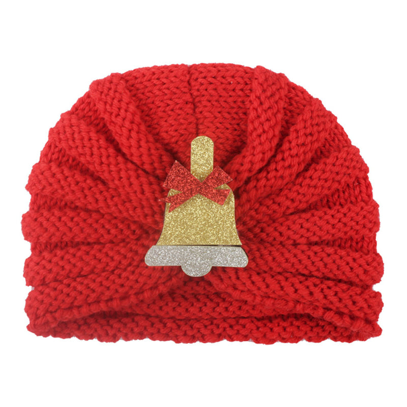 Xmas Baby jingle Bells Hat