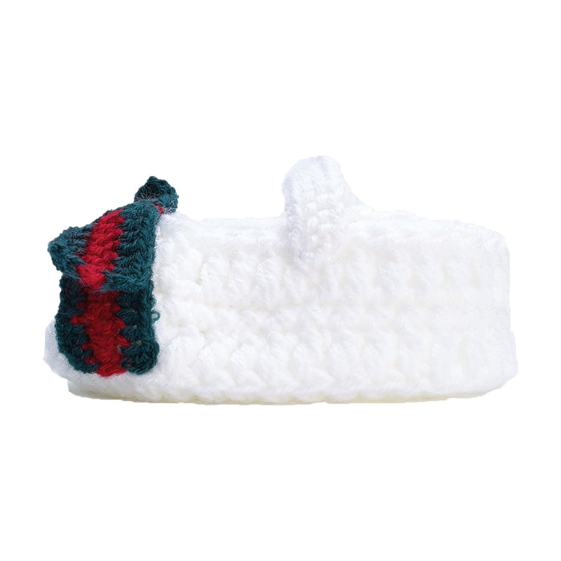 Gucci Baby Crochet Shoes