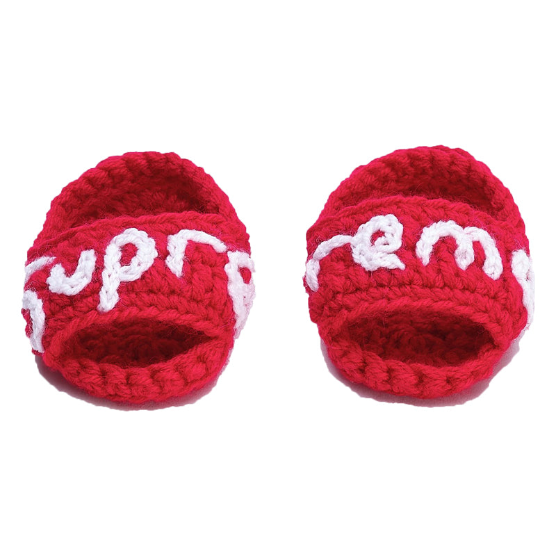 Baby Crochet Supreme Slides
