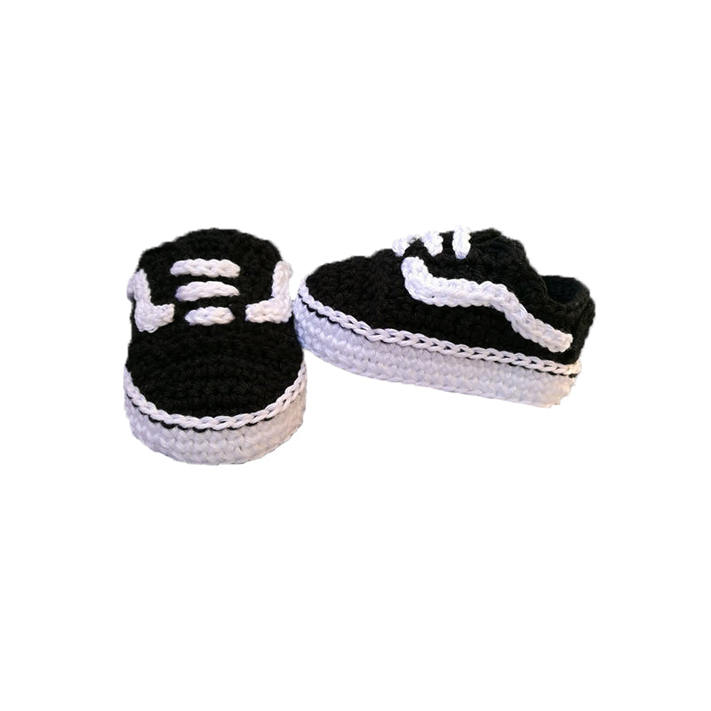 Vans Baby Crochet Shoes