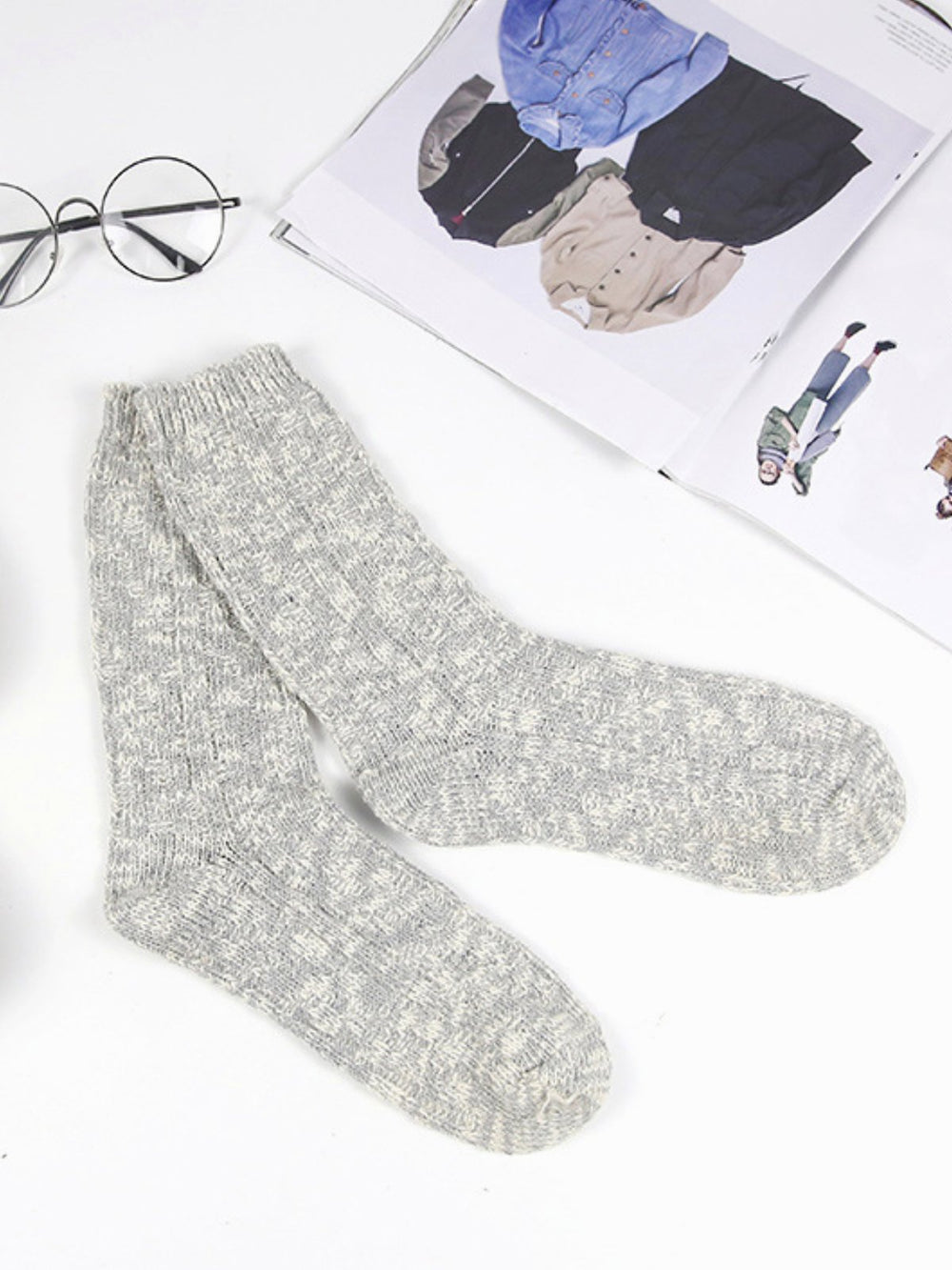 Fashion Winter Cotton Socks
