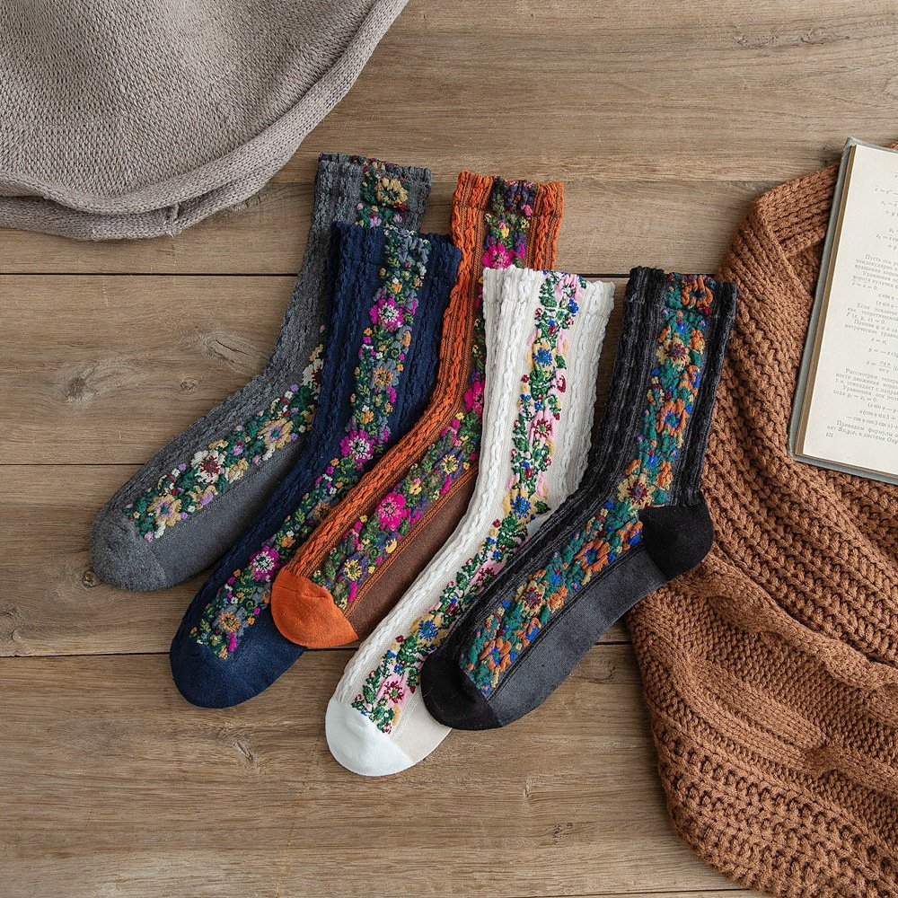 Cotton Tribal Sweet Underwear & Socks