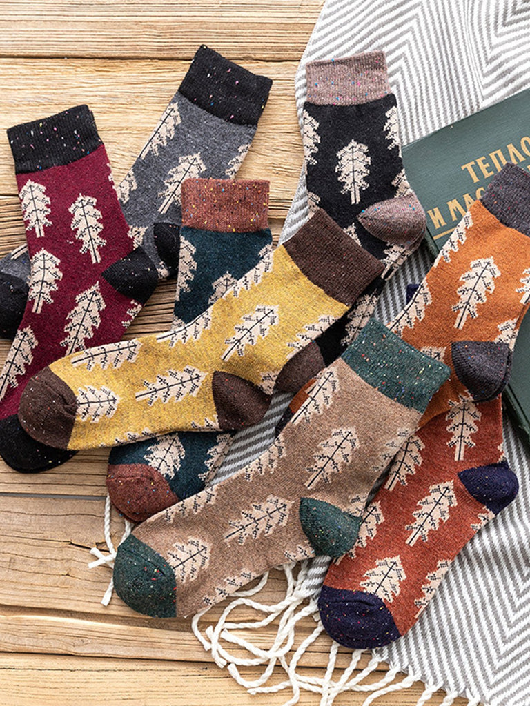 Warm Thick Wool Socks