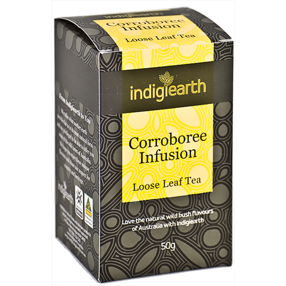 Indigiearth Corroboree Infusion Loose Leaf Tea