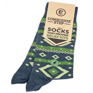 Conscious Step Socks That Provide Relief Kits