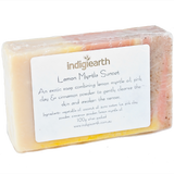 Indigiearth Lemon Myrtle Sunset Soap