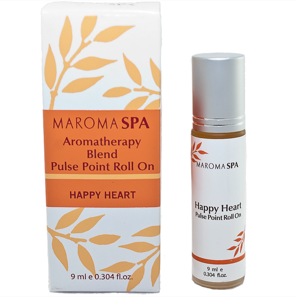 Essential Oil Pulse Point Roll On - Happy Heart