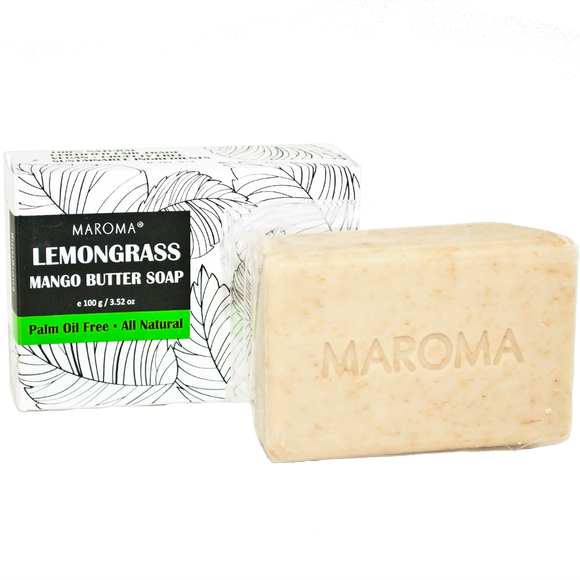 Maroma Scrub Soap Lemongrass