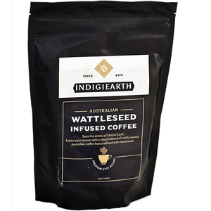 Indigiearth Wattleseed Infused Ground Coffee