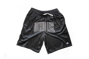 Outline Champion Shorts (Black)