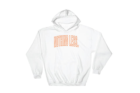 Outline Hoodie (White)