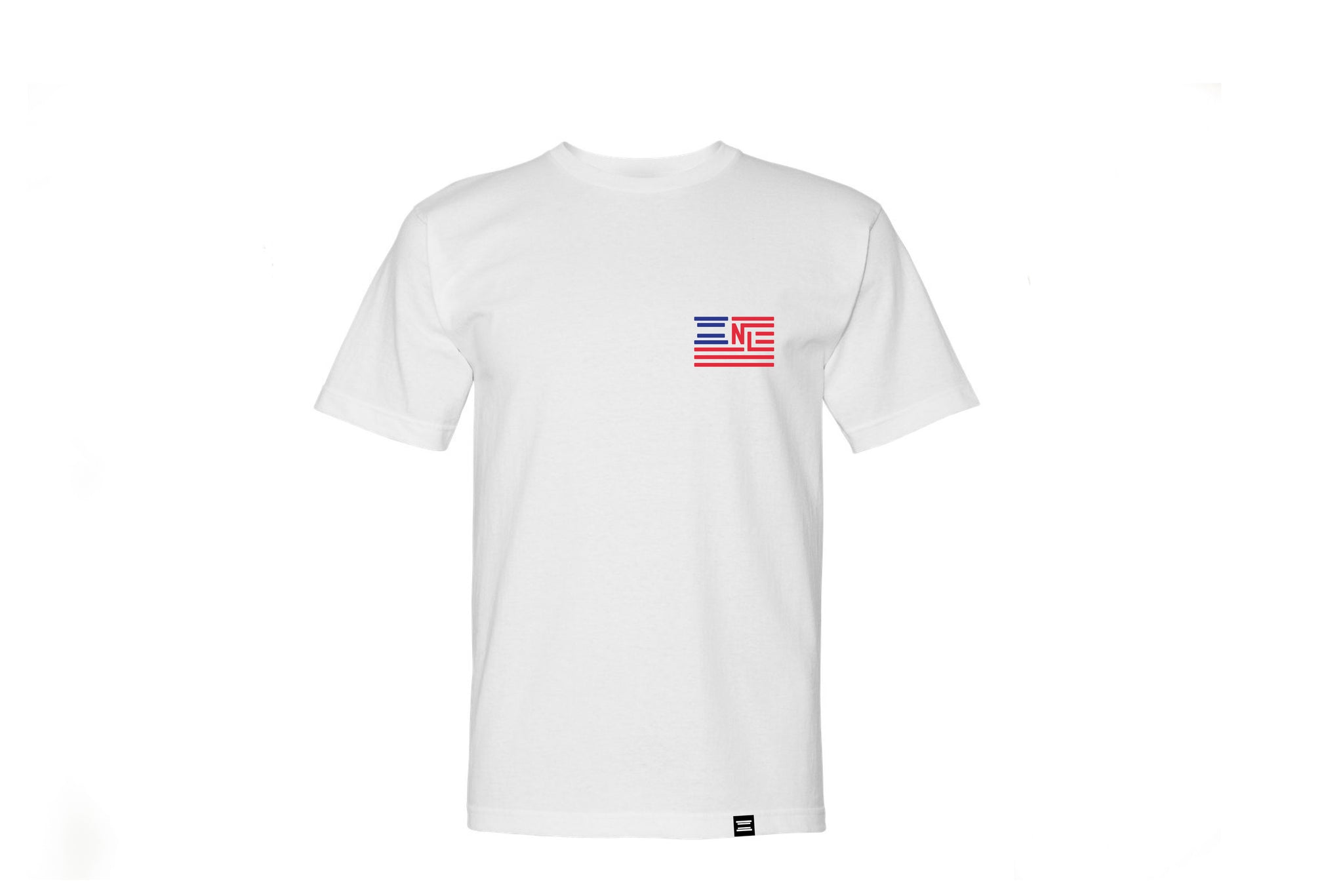 Liberty Tee - Embroidered (White)