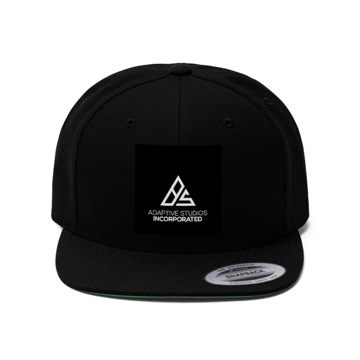 Adaptive Studios Incorporated Flat Bill Hat