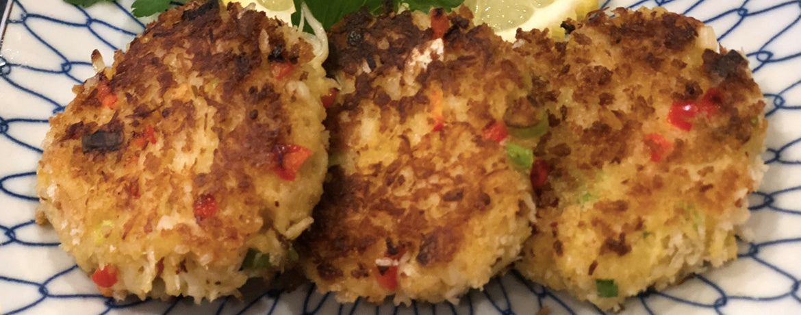 World's Best Crab Cake