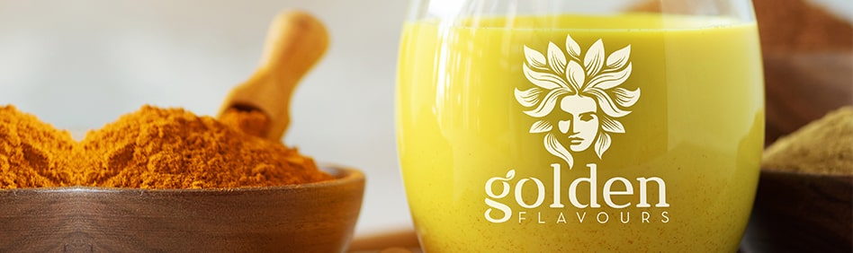 Golden Flavours Turmeric Latte Mix Superfoods