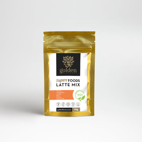 Superfoods Latte Mix