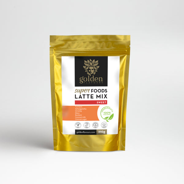 Sweet Superfoods Latte Mix