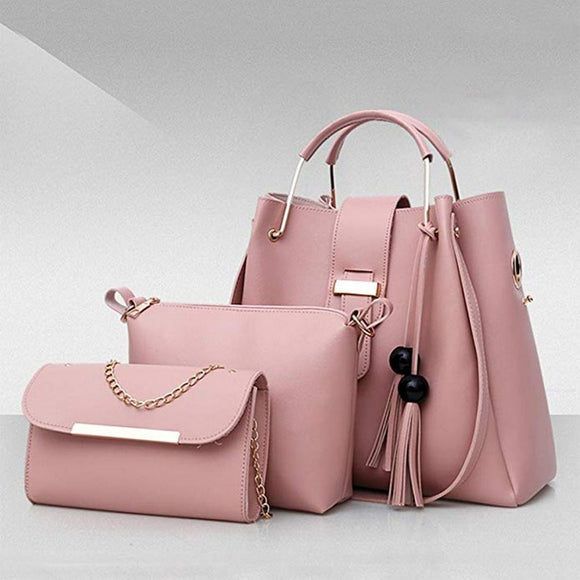 Three Piece Set Handbag - Loren Ashley