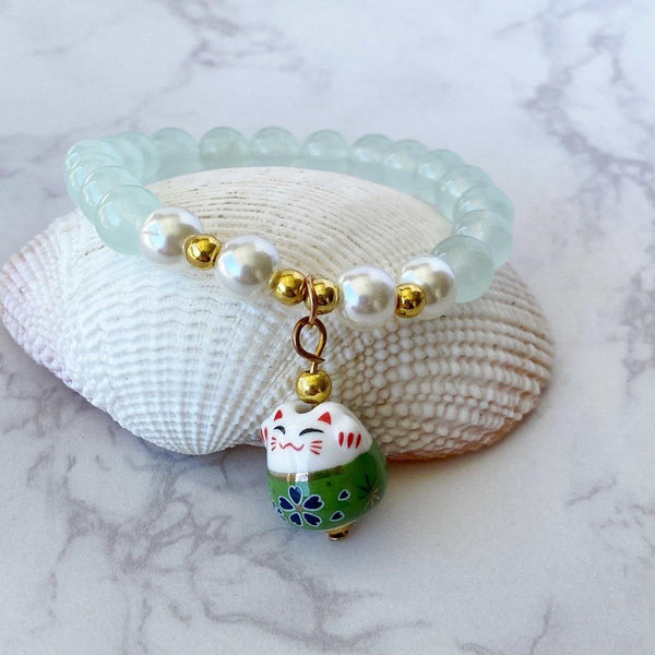 'Cutie Kitty' Bracelets - KawaiiKandi