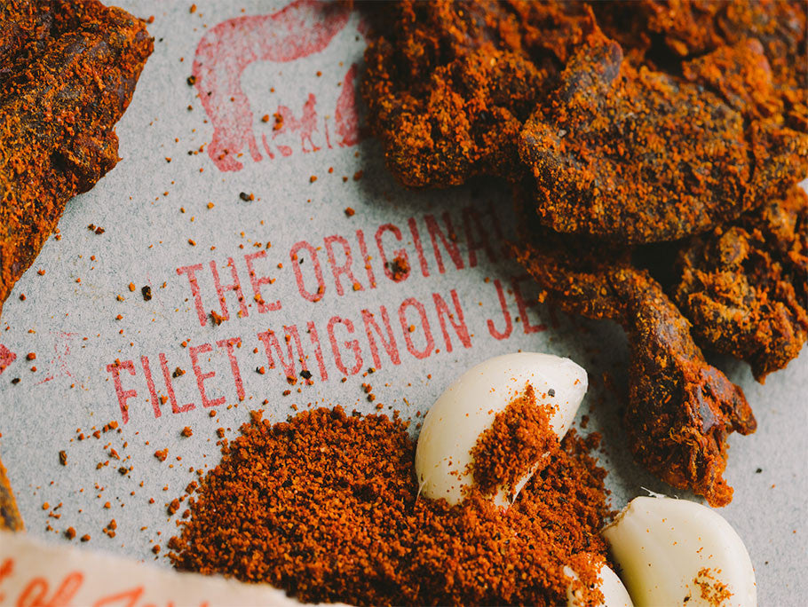 Filet Mignon Memphis BBQ Jerky - Spicy & Savory