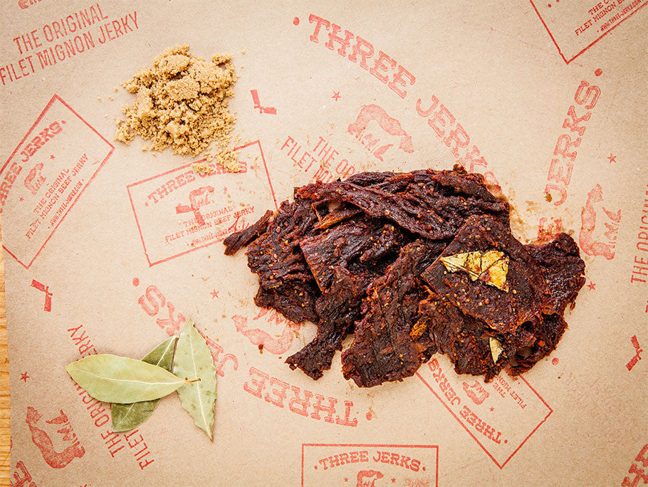 Filet Mignon Chipotle Adobo Jerky - Sweet & Tangy Free Bag