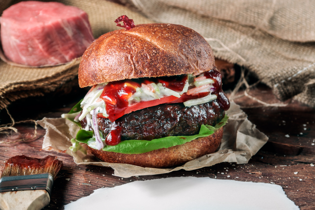 Filet Mignon Burger - Filet Mignon
