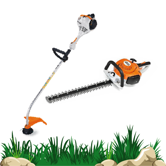 Line, Hedge and Grass Trimmers