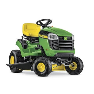 Deere E140 Ride On Mower