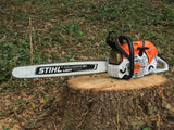 "STIHL MS 500i Fuel Injected Chainsaw - 25"" Bar"