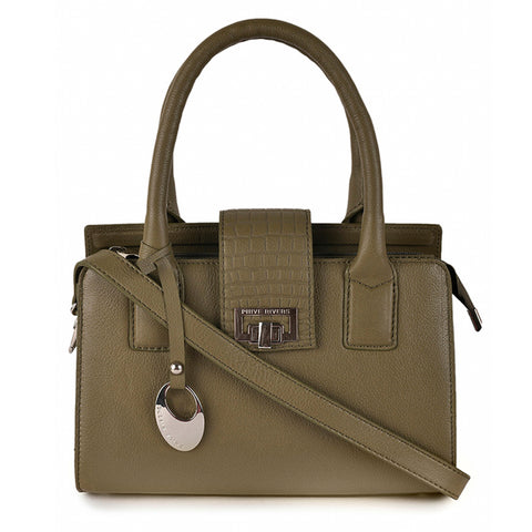 Leather HandBag - PR536