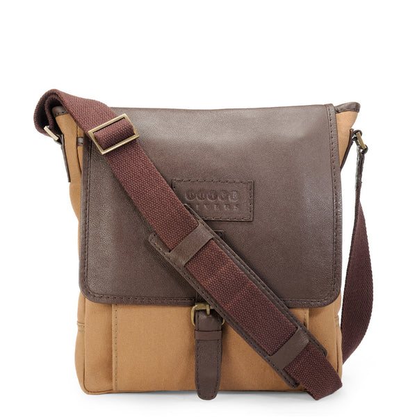 Leather Messenger Bag - PR1105